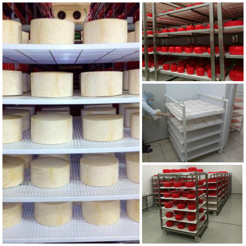 полки для сыра полпропиленовые